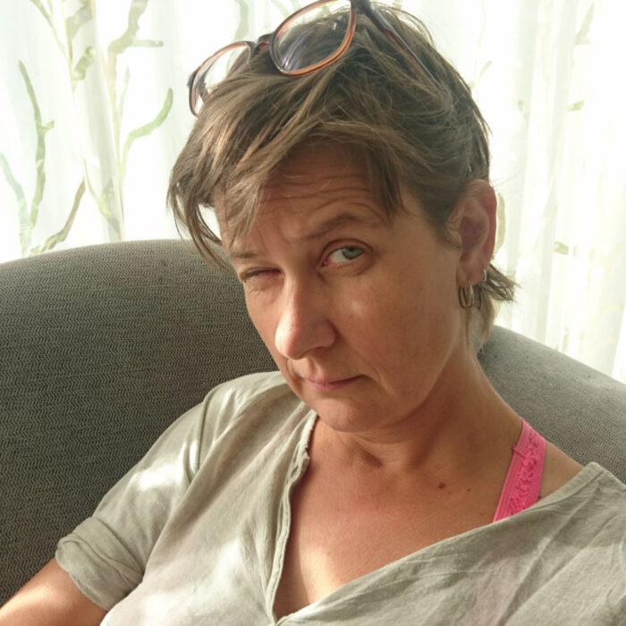 Tussenstop (6): schrijfster Sonja van der Arend
