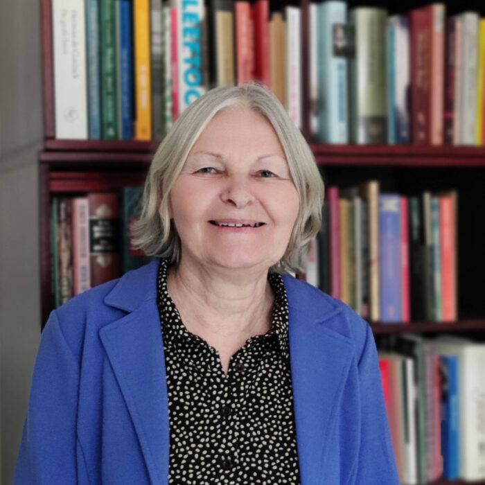 Tussenstop (12): auteur Annie van Gansewinkel