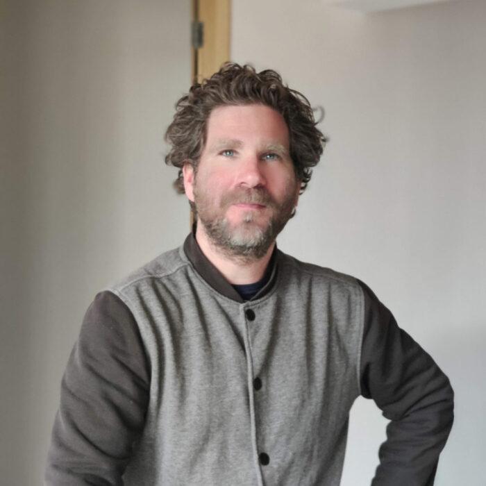 Tussenstop (19): architect, beeldend kunstenaar en fietskoerier Dirk Schlebusch