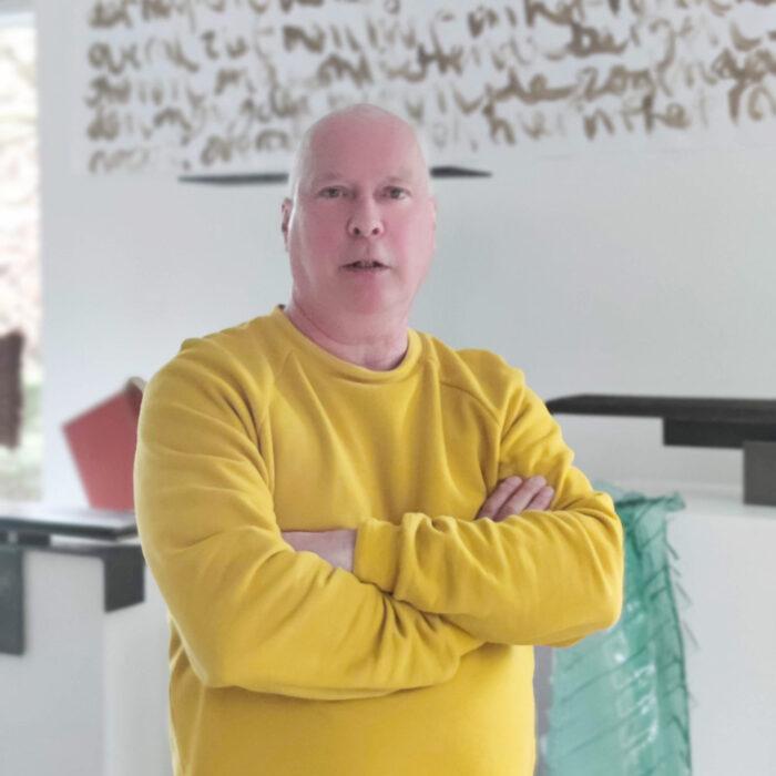 Tussenstop (20): architect & beeldend kunstenaar Maarten Hindriks